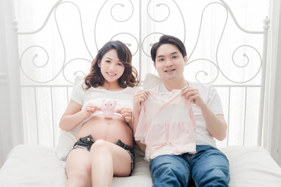 台南孕婦寫真 甜美孕媽咪小芳 007
