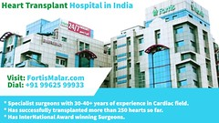 Heart Transplant in India - Fortis Malar (realpriya55) Tags: heart transplant india fortis malar dr kr balakrishnan surgery hospital best treatment for cardiac care hospitals cardiology surgeon