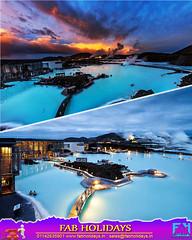 😍🌊Blue Lagoon Hot Springs, Iceland – Enjoy Nature's Spa🌊😍 (fabholidays) Tags: