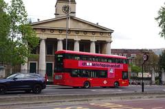 IMGP9328 (Steve Guess) Tags: london england gb uk bus tfl waterloo lambeth goahead wright hybrid