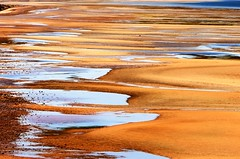 Sea and Sand in Abstract, Ardrossan Beach, South Australia (Red Nomad OZ) Tags: australia southaustralia yorkepeninsula beach coast sea ocean seascape landscape outdoor water waterscape coastline shore shoreline abstract art ardrossan