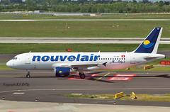 Airbus A320-214 TS-INT Nouvelair Tunisie (EI-DTG) Tags: airbus320 a320 dusseldorfairport dus 14may2019 corendon tsint nouvelair