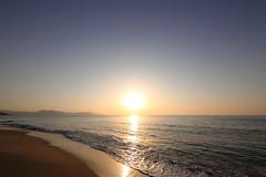 Beach (Teruhide Tomori) Tags: water sky beach coast seashore shore kyoto tango yuhigaura landscape nature ocean japan japon sunset sea 京都 京丹後 網野 amino トワイライト 日没 夕方 日本 砂浜 ビーチ 丹後半島 sun 夕日ヶ浦海岸 太陽 夕日 夕陽 日本海