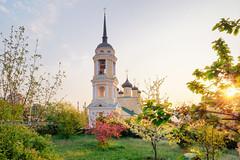 Адмиралтейский храм (kumiros) Tags: воронеж voronezh адмиралтейская площадь рассвет весна май 2019