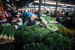 Green Dealer (ewitsoe) Tags: 20mm europe ewitsoe georgia kutaisi mestia nikond750 spring street tibilisi travel trip erikwitsoe erikwitsoecom urban travels blog wander georgians food market streetscene everyday life living