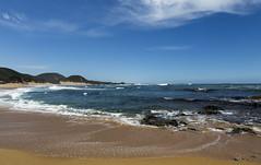 Alternative Universe (Keith Midson) Tags: trialharbour westcoast tasmania beach coast coastline shore shoreline water ocean sea waves sky australia cloud