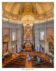 Iglesia de los Clérigos. Oporto (Rafael Cejudo Martinez) Tags: panoramica oporto iglesia