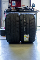 Huracan Performante Green (Regal Autosport) Tags: performante huracan green nurburgring track setup pirelli brake lines wheel alignment geometry