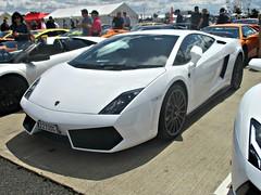 478 Lamborghini Gallardo LP 550-2 (2012) (robertknight16) Tags: lamborghini italy italian 2010s gallardo lp5502 donckerwolke silverstoneclassic 2233dg