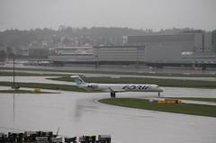 S5-AAN Bombardier CRJ-900LR - Adria Airways (Ray's Photo Collection) Tags: zurich adria s5aan zürich zrh airport flughafen switzerland schweiz suisse aircraft rain flugzeug airliner plane bombardier crj900 crj900lr adriaairways jet
