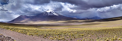 Miniques (John_de_Souza) Tags: miniques panorama volcano sonya7rii mountain zeiss55mmf18 altiplano landscape johndesouza