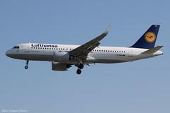 D-AIND (Baz Aviation Photo's) Tags: daind airbus a320271n lufthansa dlh lh heathrow egll lhr 27l lh900