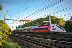 Nouveau TGV Lyria ! 🇨🇭 (terryexpress) Tags: passiontrains tgv rail photo sncf photographie sbb terryexpress highspeedtrain tgvpos trainsspotters trainsspotter railway train photography tgvlyria
