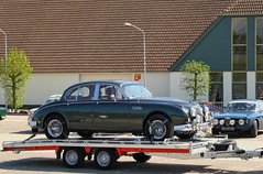 1963 Jaguar Mark 2 3.8