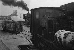 Wheldale steam and narrow gauge.   Max Phillips photo. (gearlok) Tags: wheldale ncb hunslet austerity