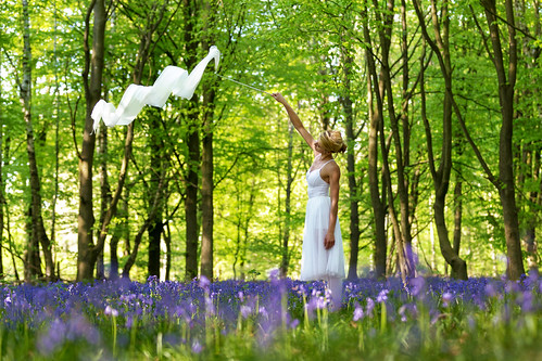 Dances with bluebells # 17