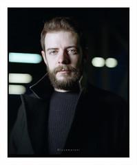 F.C. (Luca Moroni) Tags: pentax 6x7 67 mediumformat 120 film filmisnotdead portrait people kodak portra400 man color takumar10524