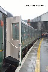 Mark 2s at Connolly, 9/5/19 (hurricanemk1c) Tags: railways railway train trains irish rail irishrail iarnród éireann iarnródéireann 2019 rpsi railwaypreservationsocietyofireland mk2 mark2 dublin connolly