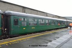300 at Connolly, 9/5/19 (hurricanemk1c) Tags: railways railway train trains irish rail irishrail iarnród éireann iarnródéireann 2019 rpsi railwaypreservationsocietyofireland mk2 mark2 dublin connolly 822 934 300