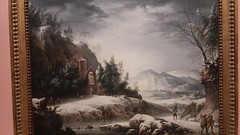 (sftrajan) Tags: painting pintura museonacionalthyssenbornemisza españa invierno winter hiver snow winterlandscape paisaje thyssenbornemiszamuseum 2019 francescofoschi italianart museum madrid