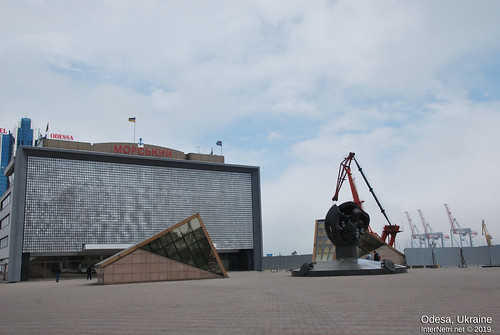 Одеський порт, Одеса, травень 2019 InterNetri Ukraine 241