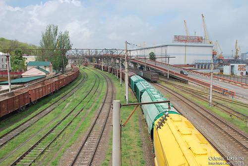 Одеський порт, Одеса, травень 2019 InterNetri Ukraine 237