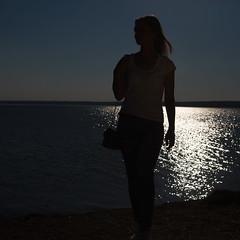 0R4A9799 (andre.pugachev) Tags: лето вечер девушка женщина река кама