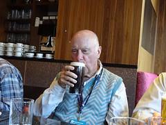 Our first Irish Pub (BarbPatch) Tags: ireland vacation belfast northernireland