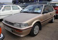 F702 KVW (Nivek.Old.Gold) Tags: 1988 toyota corolla gl 3door 1295cc chrispenn aca
