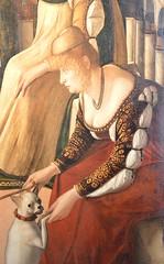 DSC_0553 (Andrea Carloni (Rimini)) Tags: museocorrer fondazionemuseicivicidivenezia museocorrervenezia correr corrermuseum venezia veneto ve museicivicivenezia manica sleeve maniche sleeves broccato brocade camicia