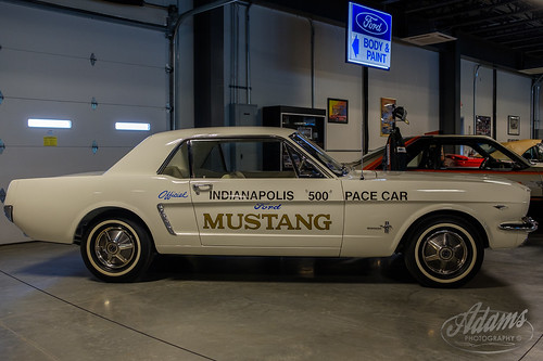 Mustang Owners Museum, Concord NC.