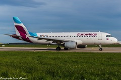 Eurowings D-ABNL (U. Heinze) Tags: aircraft airlines airways airplane planespotting plane nikon d610 nikon28300mm haj hannoverlangenhagenairporthaj eddv