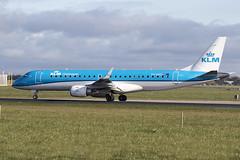 PH-EZO | KLM Cityhopper | Embraer ERJ-190STD (ERJ-190-100) | CN 19000345 | Built 2010 | DUB/EIDW 02/04/2019 (Mick Planespotter) Tags: aircraft airport nik sharpenerpro3 erj phezo klm cityhopper embraer erj190std erj190100 19000345 2010 dub eidw 02042019 2019 dublinairport collinstown