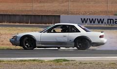 Nissan S13 (Runabout63) Tags: nissa s13 drift mallala