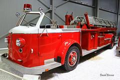 American la France Drehleiter ~ 1952 ( Camion / Truck ) (Aero.passion DBC-1) Tags: technic musem speyer aeropassion dbc1 david biscove collection american la france drehleiter ~ 1952 camion truck