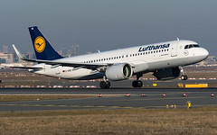 DLH_A32N_DAINE_FRA_FEB2019 (Yannick VP) Tags: civil commercial passenger pax transport aircraft airplane aeroplane jet jetliner airliner dlh lh lufthansa airbus a320 320200 neo a32n daine frankfurt rheinmain airport germany de europe eu february 2019 departure takeoff runway rwy 18 aviation photography planespotting airplanespotting