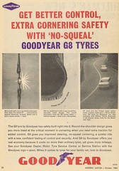 Goodyear 1964 (Runabout63) Tags: goodyear tyre tire