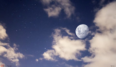 Moon 05/15/2019 (Sergio D. Crivelin Junior) Tags: moon lua luna nocture noturna noite night canon 350d xt tamron sergiocrivelin thewowgallery