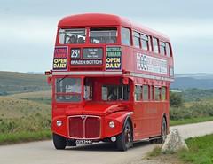 CUV 344C (tubemad) Tags: cuv344c rml2344 aec routemaster park royal preserved imberbus