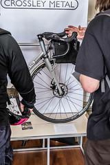 FUJI0154 (Omar.Shehata) Tags: bespoke cycle show 2019 bicycle handmade bristol bespoked