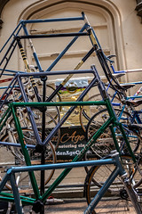 FUJI0142 (Omar.Shehata) Tags: bespoke cycle show 2019 bicycle handmade bristol bespoked