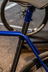 FUJI0136 (Omar.Shehata) Tags: bespoke cycle show 2019 bicycle handmade bristol bespoked