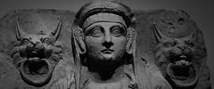 (AAcerbo) Tags: themetropolitanmuseumofart manhattan newyorkcity nyc museum art ancient sculpture widescreen bw