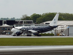 CS-TQW Airbus A330 Hi Fly (@Eurospot) Tags: cstqw airbus a330 a330200 hifly ebbr bruxelles