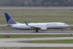 N36247 - 1999 build Boeing B737-824, arriving on Runway 08R at Houston (egcc) Tags: 0247 28807 431 b737 b737800 b737824 b737ng boeing bush houston iah intercontinental kiah lightroom n36247 staralliance texas ua ual united unitedairlines