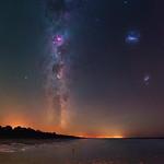 Summer Milky Way at Lake Clifton, Western Australia thumbnail
