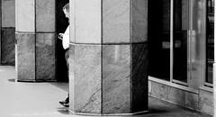 No Hiding Place (jaykay72.) Tags: london uk street candid streetphotography marklane stphotographia blackandwhite bw