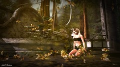 There is no person so severely punished, as those who subject themselves to the whip of their own remorse. (jadeab457) Tags: catwa maitreya slfashion secondlifefashion secondlife