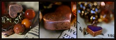 COPPER || ROODKOPER (Anne-Miek Bibbe) Tags: macromondays macro happymacromonday copper koper roodkoper cuivre kupfer cobre canoneos70d annemiekbibbe bibbe nederland 2019 hart heart coração hartje herz cœur