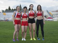 Rachele Tomassoni, Sofia Stollavagli, Elisa De Angelis, Luce Capponi